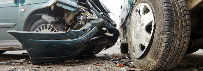 Car Accident in Alamo CA